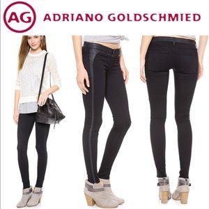 AG Jackson Contour Tuxedo Skinny Jeans